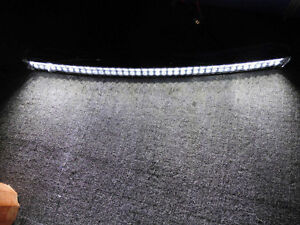 "Leduc LED Bar 21"" 31"" 41"" 51"" Curved Flood Spot Combo"
