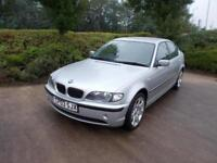 BMW 3 Series 2.2 S.E LOW MILEAGE OF 78000 ONE Owner fsh