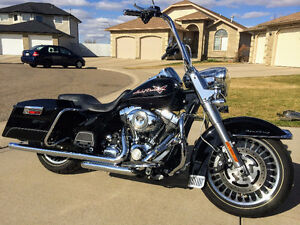 Mint Condition Road King (Hard Bags)