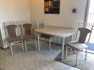 For Sale Table and Chair Set