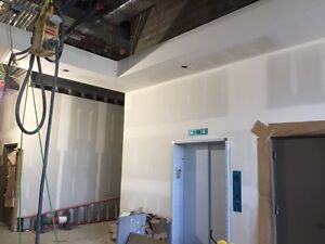 Drywall taper available Moose Jaw Regina Area image 1