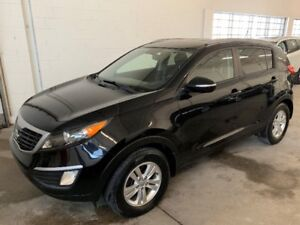 KIA SPORTAGE LX 2012 FWD / AIR / CRUISE / MAGS / BLUETOOTH