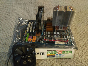 Motherboard system for sale
