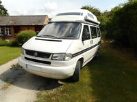 AutoSleeper Trident automatic campervan for sale Ledbury, Herefordshire