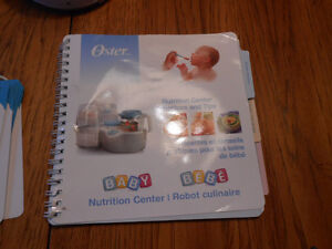 oster baby processer Cambridge Kitchener Area image 3