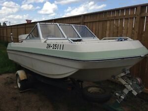 Boat for trade! Strathcona County Edmonton Area image 1