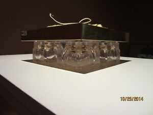 Square Shaped Hall Lighting Fixture West Island Greater Montréal image 3