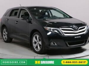 2014 Toyota Venza AWD A/C MAGS BLUETOOTH TOIT CAMERA RECUL