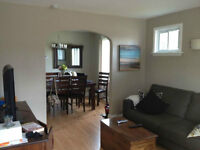 Spacious two bedrooms upstair duplex unit