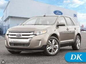 Ford Edge Limited W Leather Nav