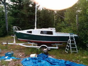 Quick sale , buying a larger boat.