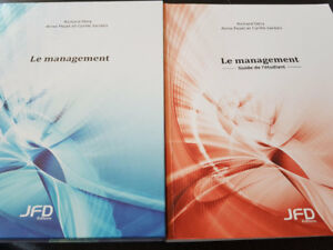 Livre Management Richard Dery