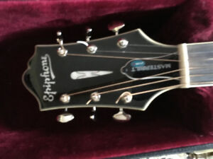 Epiphone acoustic sunburst cutaway for sale