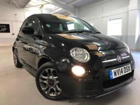 Fiat 500 1.2 ( 69bhp ) ( s/s ) S £0 DEPOSIT FINANCE AVAILABLE