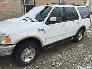 1997 Ford Expedition Eddy baur SUV, Crossover