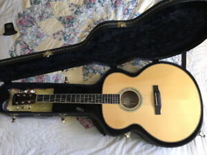Say Happy Fathers Day with this Larrivee Jumbo Acoustic