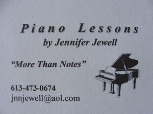 Piano Lessons in Madoc Area Belleville Belleville Area image 3