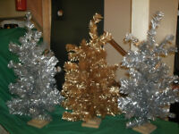 """3 Christmas trees 32"""" T 1pc easy storage ( 3/$20 or 1/$10)"""