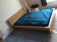 IKEA Malm bed double bed frame £60