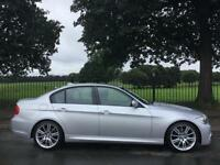 2010 60 BMW 3 SERIES 2.0 320D M SPORT BUSINESS EDITION 4D 181 BHP DIESEL