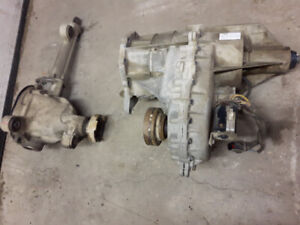 ford f150 front diff an t case