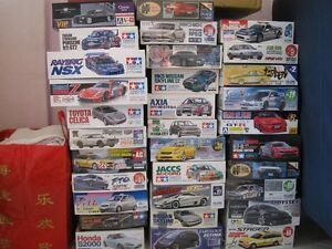 1/24 scale model cars imported