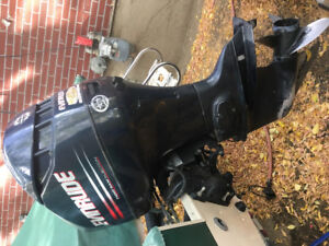2001 Evinrude 115hp ficht fuel injection