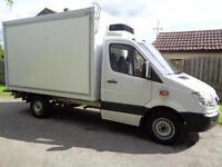 2011 (61) Mercedes-Benz Sprinter 313CDI MWB Fridge/Chiller/Refrigerated Box Van