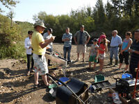 Gold Panning Prospecting Lessons and Classes