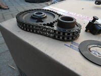 MGB - timing chain