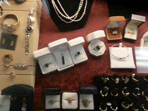 Great selection of vintage and estate jewellery. Kitchener / Waterloo Kitchener Area image 3