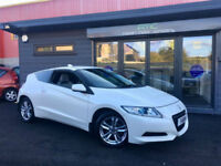 2011 Honda CR-Z 1.5 IMA Sport **PEARL WHITE - CHEAP TAX - FSH**