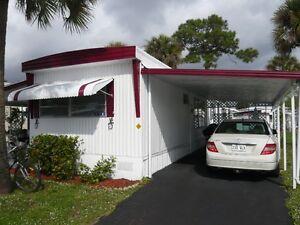 maison mobile à louer à deerfield beach en floride
