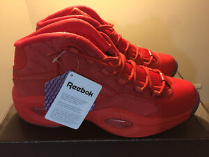 Reebok Question Teyana Taylor Fire and Ice