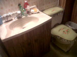 Basement Furnished Room for Rent all inclusive November 1st Peterborough Peterborough Area image 6
