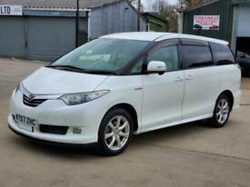 image for 2007 Toyota Estima Hybrid E four MPV Hybrid Electric Automatic