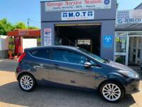 2013 Ford Fiesta 1.0 EcoBoost Titanium X 3dr 56 K . GREAT SPEC.... HATCHBACK Pet