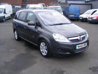Vauxhall Zafira 1.8I 16V ELITE 140PS