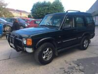 Land Rover Discovery 2.5Td5 auto Td5 ES (7 seat) - 1999 V-REG - 1 MONTHS MOT