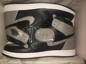 Air Jordan 1 Shadow sz 9.5