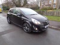 Vauxhall/Opel Corsa 1.4i 16v ( 120ps ) ( s/s ) ( a/c ) 2013MY Black Edition