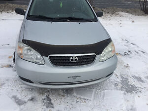 2006 Toyota Corolla CE with A/C Automatic