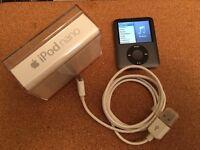 Apple iPod Nano 3rd Generation 8Gb Black.
