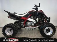2009 Yamaha RAPTOR 700R SE SPECIAL EDITION - 38,51$/SEMAINE