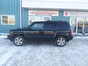 2008 Jeep Patriot Sport 4x4 ACCIDENT FREE FINANCING AVAILABLE