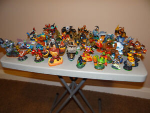 Skylanders Collection and Games