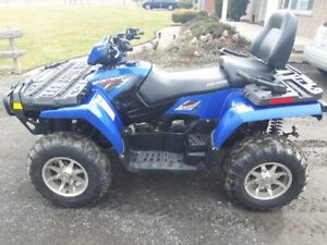 Polaris Sportsman 500 2up with Turf mode (Never abused)