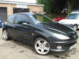 2004 04 PEUGEOT 206 2.0 GTI 3D 175 BHP