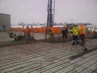 Part Time Construction