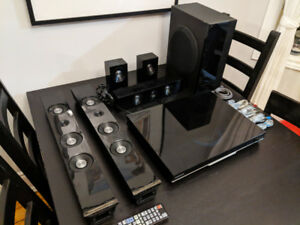 Samsung 5.1 Home Theater System - HT-E5530